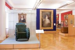 Museo imperial de la colección de los muebles, Viena, Austria foto de archivo libre de regalías