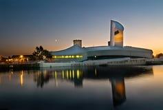 Museo imperiale Manchester di guerra fotografia stock