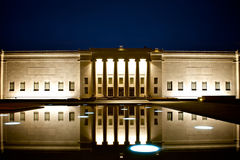Museo Kansas City de Nelson Atkins Imagen de archivo