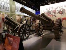 Museo Kansas interior Missouri de la Primera Guerra Mundial imagenes de archivo