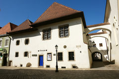 Museo a Kosice. Immagine Stock Libera da Diritti