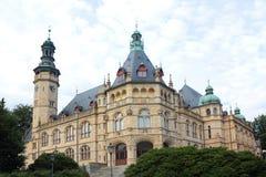 Museo a Liberec Immagine Stock