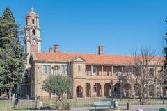 Museo literario nacional del africaans y del Sotho en Bloemfontein fotos de archivo
