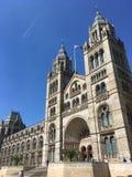 Museo Londra di storia naturale Immagine Stock Libera da Diritti