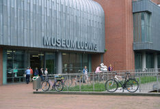 Museo Ludwig in Colonia, Germania Immagine Stock