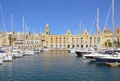 Museo marítimo de Malta fotografía de archivo libre de regalías