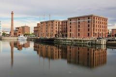 Museo marítimo de Merseyside. Liverpool Imagenes de archivo