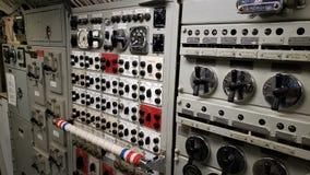 Museo marítimo interior U S Razorback de S foto de archivo libre de regalías