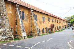 Museo marítimo nacional - fuerte Galle - Sri Lanka imagenes de archivo