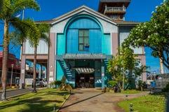 Museo marittimo delle Hawai Immagini Stock