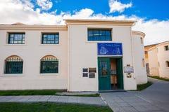 Museo marittimo di Ushuaia, Argentina Immagini Stock Libere da Diritti