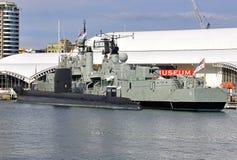 Museo marittimo nazionale australiano Immagini Stock Libere da Diritti
