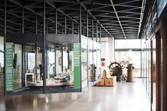 Museo marittimo norvegese Fotografia Stock