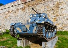 Museo militare Kalemegdan Belgrado - in Serbia immagini stock
