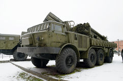 museo Militare-storico di artiglieria Fotografie Stock