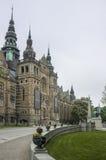 Museo nórdico Estocolmo Imágenes de archivo libres de regalías