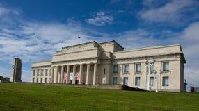 Museo Nacional, Auckland Fotos de archivo libres de regalías