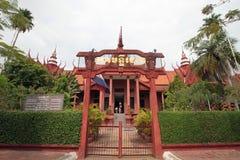 Museo Nacional, Camboya Fotos de archivo