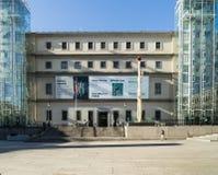 Museo Nacional Centro De Arte Reina sofÃa obrazy royalty free