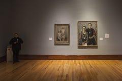 Museo Nacional de Arte стоковое изображение rf