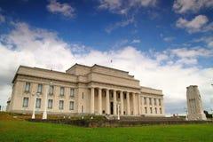 Museo Nacional de Auckland Imagen de archivo libre de regalías