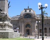 Museo Nacional de bellas arte, Santiago Fotos de archivo libres de regalías