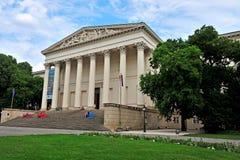 Museo Nacional de la ciudad de Budapest, Hungría Imagenes de archivo