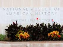 Museo Nacional de la historia americana, Washington DC Imagen de archivo libre de regalías