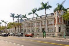 Museo Nacional de la literatura taiwanesa imágenes de archivo libres de regalías