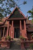 Museo Nacional de Phnom Penh Foto de archivo libre de regalías