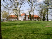 Museo nacional de Schiller en Marbach fotografía de archivo libre de regalías