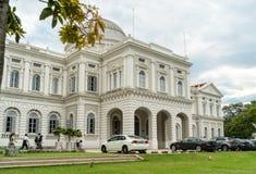 Museo Nacional de Singapur foto de archivo libre de regalías