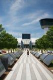 Museo nacional del aire y de espacio Fotos de archivo libres de regalías