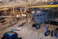 Museo nacional del aire y de espacio Imagen de archivo libre de regalías