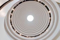 Museo Nacional del techo indio americano Foto de archivo libre de regalías