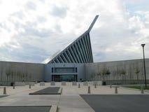 Museo nacional del USMC Imagen de archivo libre de regalías