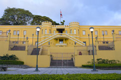 Museo Nacional en San Jose fotografía de archivo