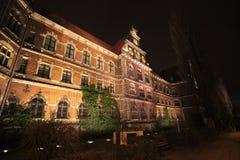 Museo Nacional en Wroclaw Foto de archivo libre de regalías