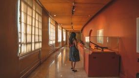 Museo Nacional filipino foto de archivo libre de regalías