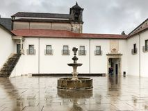 Museo Nacional Machado de Castro, Coímbra Portugal Fotos de archivo