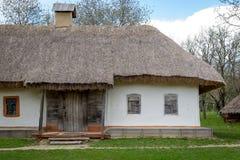 Museo Nacional Pirogovo en el aire libre cerca de Kiev Foto de archivo