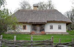 Museo Nacional Pirogovo en el aire libre cerca de Kiev Fotografía de archivo
