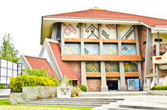 Museo natale tailandese della coltura Immagini Stock