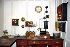 Museo nautico del porto marittimo mistico di Connecticut S.U.A. titanico Immagini Stock