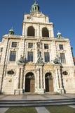 Museo nazionale bavarese, Monaco di Baviera Fotografia Stock