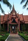 Museo Nazionale del penn di Phnom Immagini Stock Libere da Diritti