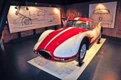 Museo nazionale dell'automobile a Torino Fotografia Stock