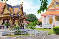 Museo nazionale di Bangkok, Tailandia Fotografia Stock