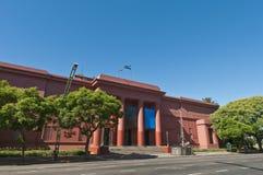 Museo Nazionale di Bellas Artes a Buenos Aires Fotografie Stock Libere da Diritti