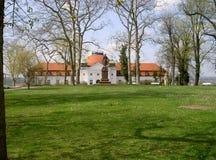 Museo nazionale di Schiller in Marbach fotografia stock libera da diritti